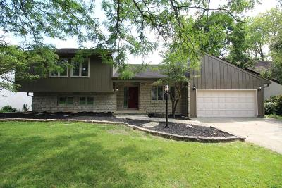 Columbus Single Family Home For Sale: 1157 Middleport Drive