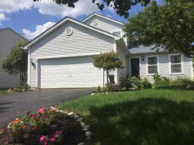 Galloway Single Family Home Contingent Finance And Inspect: 5512 Longworth Drive