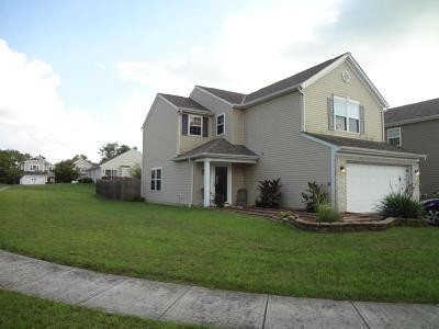 Single Family Home For Sale: 6921 Willow Bloom Drive