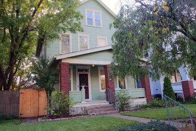 Single Family Home Contingent Finance And Inspect: 2249 Summit Street