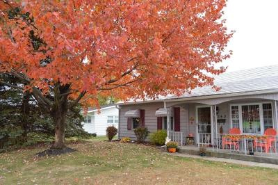 Heath Single Family Home For Sale: 240 Walden Road