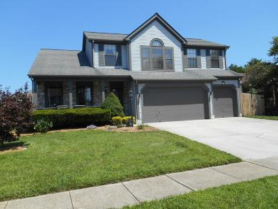 Single Family Home Contingent Finance And Inspect: 6300 Little Deer Lane