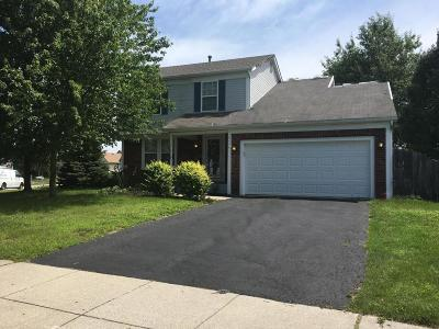 Reynoldsburg Single Family Home For Sale: 8444 Priestley Drive