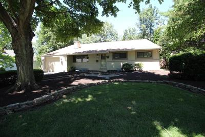 Single Family Home Contingent Finance And Inspect: 2470 Wickliffe Road