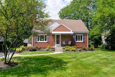 Columbus Single Family Home For Sale: 2809 Welsford Road