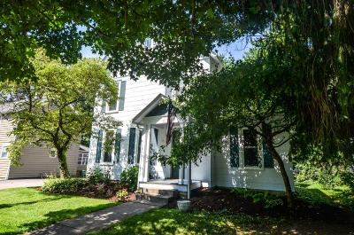 Single Family Home For Sale: 211 S Prospect Street