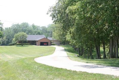Franklin County, Delaware County, Fairfield County, Hocking County, Licking County, Madison County, Morrow County, Perry County, Pickaway County, Union County Single Family Home For Sale: 20451 Orchard Road