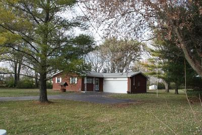 Single Family Home Contingent Finance And Inspect: 920 W Jefferson Kiousville Road SE