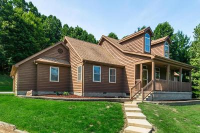 Single Family Home Contingent Finance And Inspect: 13211 Middlefork Road