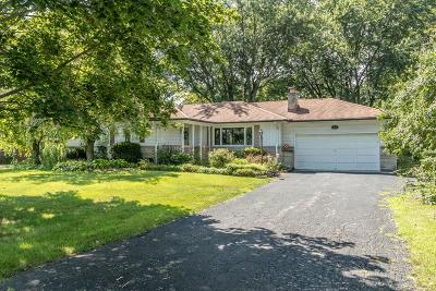 Single Family Home For Sale: 3627 Snouffer Road