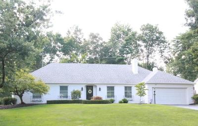 Upper Arlington Single Family Home For Sale: 4141 Chadbourne Drive