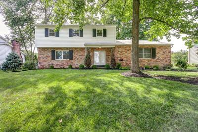 Columbus Single Family Home For Sale: 4485 Sussex Drive