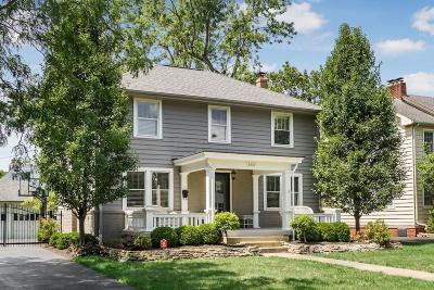 Single Family Home For Sale: 2209 Fairfax Road