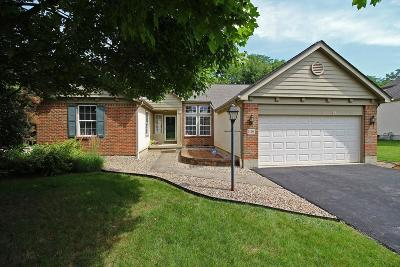 Gahanna Single Family Home Contingent Finance And Inspect: 1140 Summer Hill Circle