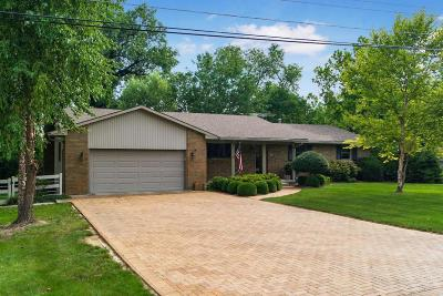 Grove City Single Family Home Contingent Finance And Inspect: 2188 Berry Hill Drive