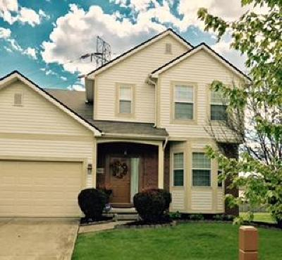 Westerville Single Family Home For Sale: 5603 Quinn Court