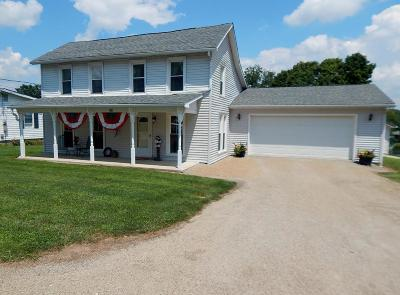 Single Family Home Contingent Finance And Inspect: 50 Mill Street