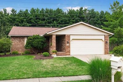 Single Family Home Contingent Finance And Inspect: 4378 Plymouth Rock Court