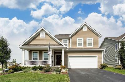 Pickerington Single Family Home Contingent Finance And Inspect: 201 Asbury Court