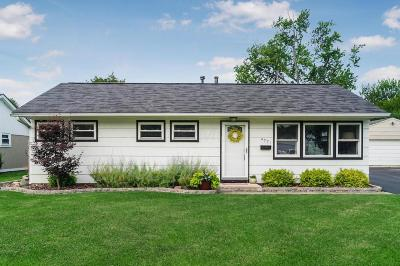 Single Family Home Contingent Finance And Inspect: 4271 Alder Drive