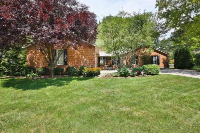 Worthington Single Family Home Contingent Finance And Inspect: 290 Highgate Avenue