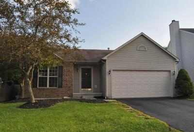 Reynoldsburg Single Family Home Contingent Finance And Inspect: 7241 Fablegate Court