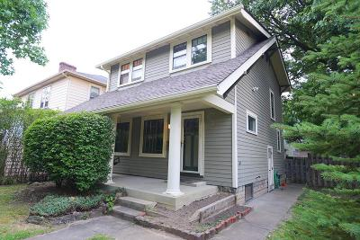 Single Family Home Contingent Finance And Inspect: 326 E Kelso Road