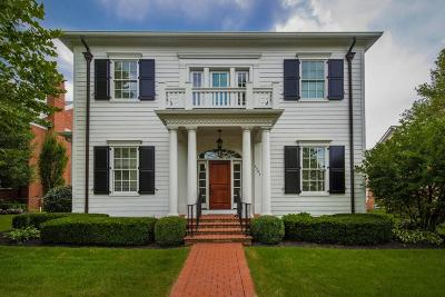 New Albany Single Family Home Contingent Finance And Inspect: 4005 Holkham