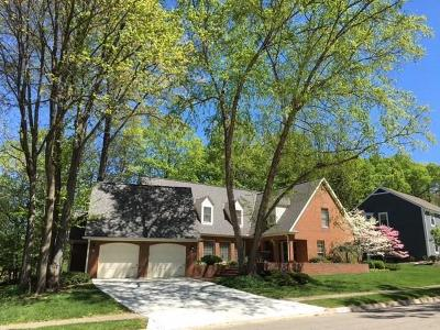 Worthington Single Family Home Contingent Finance And Inspect: 247 Greenbrier Court