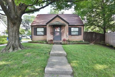 Single Family Home Contingent Finance And Inspect: 430 E Kelso Road