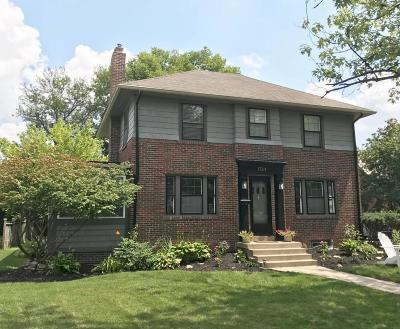 Single Family Home For Sale: 1754 Andover Road