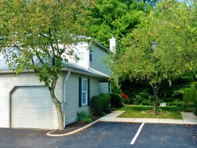 Hilliard Condo Contingent Finance And Inspect: 1897 Ridgebury Drive #91D