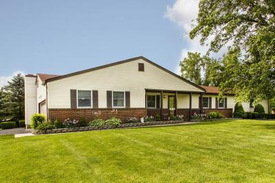 Single Family Home For Sale: 6925 Fayette Drive