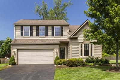 Reynoldsburg Single Family Home Contingent Finance And Inspect: 8228 Reynoldswood Drive