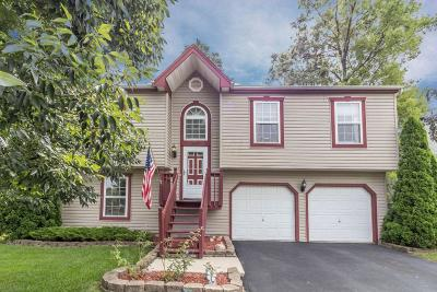 Single Family Home Contingent Finance And Inspect: 1420 Pine Wild Drive