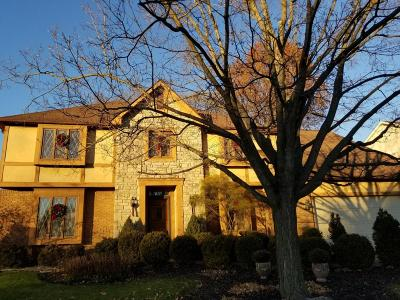 Westerville Single Family Home For Sale: 1016 Walsingham Court