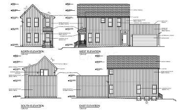 Columbus Single Family Home For Sale: 251 E 3rd Avenue