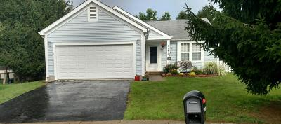 Reynoldsburg Single Family Home Contingent Finance And Inspect: 3150 Bolger Court