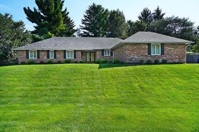 Columbus Single Family Home For Sale: 392 Walnut Cliffs Drive