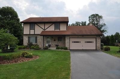 Etna Single Family Home For Sale: 10 Ridgewood Drive SW