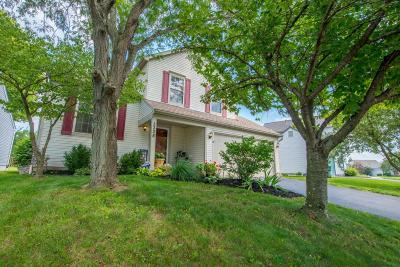 Single Family Home Contingent Finance And Inspect: 3338 Westerville Woods Drive