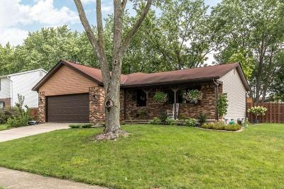 Single Family Home Contingent Finance And Inspect: 5688 Duquesne Place