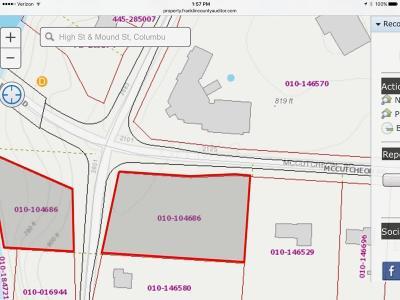 Columbus Residential Lots & Land For Sale: Sunbury Road