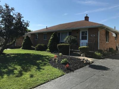 Single Family Home For Sale: 2603 Dartmoor Road