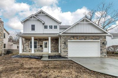 Single Family Home For Sale: 2164 Zollinger Road