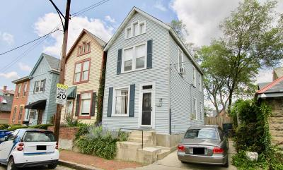 Single Family Home For Sale: 390 E Beck Street