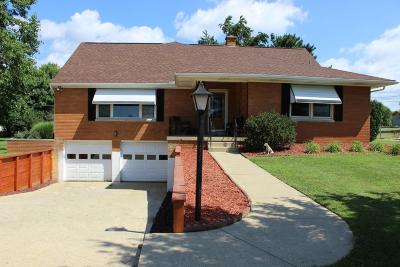 Canal Winchester Single Family Home Contingent Finance And Inspect: 6166 Wright Road