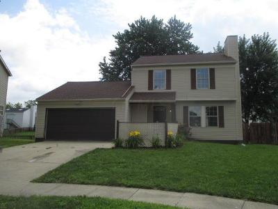 Reynoldsburg Single Family Home For Sale: 3314 Draycott Court