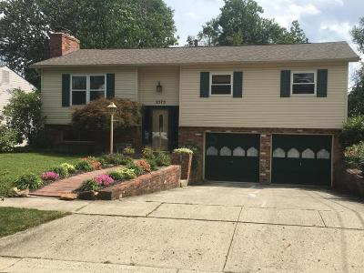 Grove City Single Family Home Contingent Finance And Inspect: 2575 Vernal Drive