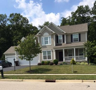Single Family Home For Sale: 347 Coal Bend